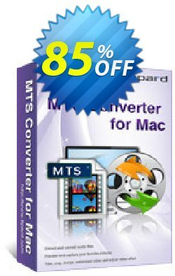 Tipard MTS Converter for Mac Coupon, discount 50OFF Tipard. Promotion: 50OFF Tipard