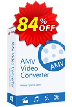 Tipard AMV Video Converter Coupon, discount 50OFF Tipard. Promotion: 50OFF Tipard