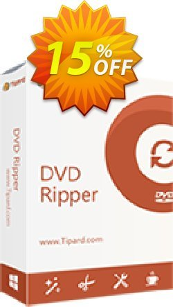 Tipard DVD to iPod Converter for Mac Coupon, discount 50OFF Tipard. Promotion: 50OFF Tipard