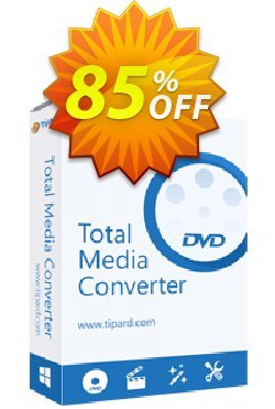Tipard Mac Total Media Converter Platinum Lifetime Coupon, discount 50OFF Tipard. Promotion: 50OFF Tipard