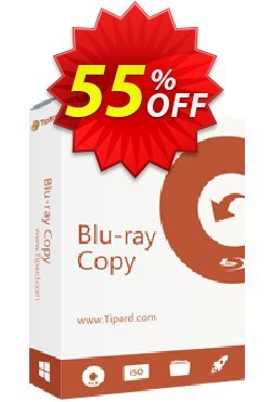 Tipard Blu-ray Copy Lifetime License Coupon, discount 50OFF Tipard. Promotion: 50OFF Tipard