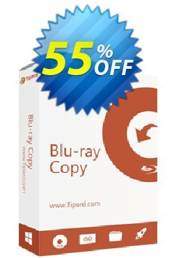 Tipard Blu-ray Copy Coupon, discount 55% OFF Tipard Blu-ray Copy (1 year), verified. Promotion: Formidable discount code of Tipard Blu-ray Copy (1 year), tested & approved