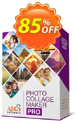 AMS Photo Collage Maker PRO Coupon discount ?????? PCC 9.0 PRO -