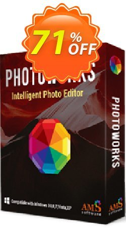PhotoWorks PRO Coupon, discount PhotoWorks PRO discount. Promotion: