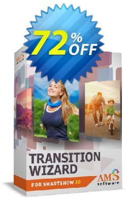 Transition Wizard for SmartSHOW 3D Coupon discount ?????? PCC 9.0 PRO. Promotion: