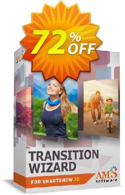Transition Wizard for SmartSHOW 3D Coupon, discount ?????? PCC 9.0 PRO. Promotion: