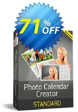 Photo Calendar Maker Coupon discount ?????? PCC 9.0 PRO. Promotion: