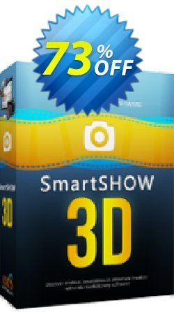 SmartSHOW 3D Standard Coupon, discount SmartSHOW 3D Standard discount. Promotion: