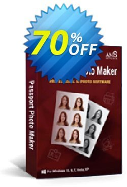 Passport Photo Maker ENTERPRISE Coupon, discount Passport Photo Maker coupon for ENTERPRISE edition. Promotion: