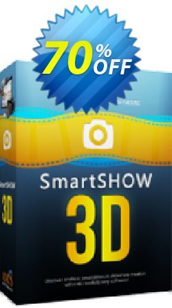 SmartSHOW 3D Gold Coupon discount 80% OFF SmartSHOW 3D Gold, verified - Staggering discount code of SmartSHOW 3D Gold, tested & approved