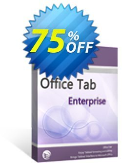 Office Tab Enterprise Coupon discount 20% OFF Office Tab Enterprise Oct 2020. Promotion: Wonderful deals code of Office Tab Enterprise, tested in October 2020