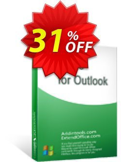 Kutools for Outlook Coupon discount 30% OFF Kutools for Outlook, verified - Wonderful deals code of Kutools for Outlook, tested & approved