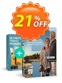 MAGIX Photostory Traveler Edition Coupon discount 10% OFF MAGIX Photostory Traveler Edition 2021. Promotion: Special promo code of MAGIX Photostory Traveler Edition, tested in {{MONTH}}