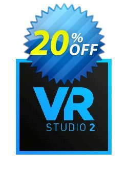 VEGAS VR Studio 2 Coupon discount 5% OFF VEGAS VR Studio 2 2020. Promotion: Special promo code of VEGAS VR Studio 2, tested in {{MONTH}}