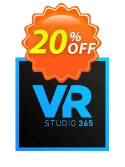 VEGAS VR Studio 365 Coupon discount 5% OFF VEGAS VR Studio 365 2020. Promotion: Special promo code of VEGAS VR Studio 365, tested in {{MONTH}}