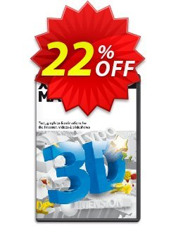 Xara 3D Maker 7 Coupon, discount 20% OFF Xara 3D Maker 7 2021. Promotion: Special promo code of Xara 3D Maker 7, tested in {{MONTH}}