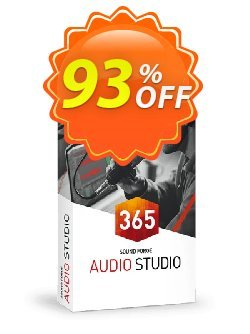 MAGIX SOUND FORGE Audio Studio 365 Coupon discount 93% OFF MAGIX SOUND FORGE Audio Studio 365 2020 - Special promo code of MAGIX SOUND FORGE Audio Studio 365, tested in {{MONTH}}