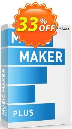 MAGIX Music Maker 2020 Plus Edition Coupon discount Exclusive: MAGIX Music Maker 2020 Plus Edition - Get the MAGIX Music Maker 2020 Plus Edition with discount