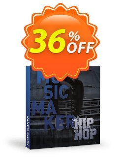 Music Maker Hip Hop Edition Coupon discount 35% OFF Music Maker Hip Hop Edition, verified. Promotion: Special promo code of Music Maker Hip Hop Edition, tested & approved