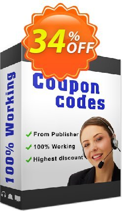 AVCWare MOV Converter 6 Coupon, discount AVCWare coupon (19846). Promotion: AVCWare coupon discount codes
