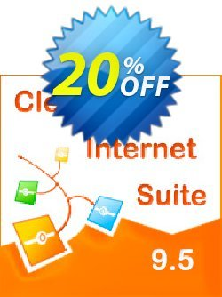 Clever Internet Suite Coupon, discount 20% OFF Clever Internet Suite, verified. Promotion: Staggering discount code of Clever Internet Suite, tested & approved