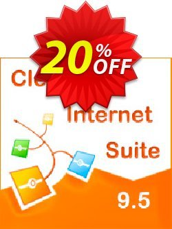 Clever Internet Suite Company License Coupon, discount 20% OFF Clever Internet Suite Company License, verified. Promotion: Staggering discount code of Clever Internet Suite Company License, tested & approved