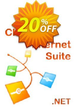 Clever Internet .NET Suite Company License Coupon, discount 20% OFF Clever Internet .NET Suite Company License, verified. Promotion: Staggering discount code of Clever Internet .NET Suite Company License, tested & approved