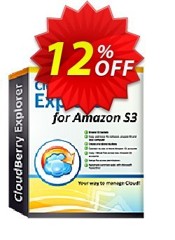 CloudBerry Explorer - annual maintenance  Coupon, discount Coupon code CloudBerry Explorer - annual maintenance. Promotion: CloudBerry Explorer - annual maintenance offer from BitRecover