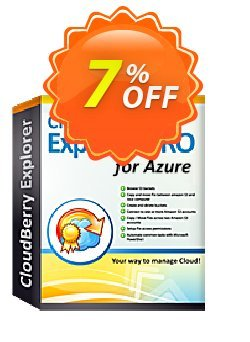 MSP360 Explorer for Azure Blob Storage NR Coupon discount Coupon code Explorer for Azure Blob Storage NR - Explorer for Azure Blob Storage NR offer from BitRecover