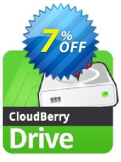 CloudBerry Drive Desktop Edition NR Coupon, discount Coupon code CloudBerry Drive Desktop Edition NR. Promotion: CloudBerry Drive Desktop Edition NR offer from BitRecover