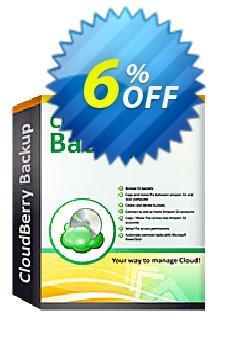 CloudBerry Backup for MS SQL Server - annual maintenance Coupon, discount Coupon code CloudBerry Backup for MS SQL Server - annual maintenance. Promotion: CloudBerry Backup for MS SQL Server - annual maintenance offer from BitRecover