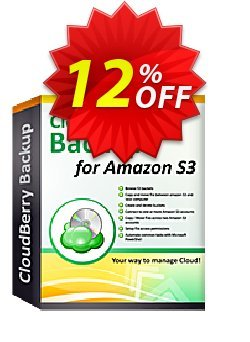 CloudBerry Drive Desktop Edition - annual maintenance  Coupon, discount Coupon code CloudBerry Drive Desktop Edition - annual maintenance. Promotion: CloudBerry Drive Desktop Edition - annual maintenance offer from BitRecover
