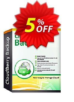 CloudBerry Backup VM - 1 additional socket  Coupon, discount Coupon code CloudBerry Backup VM (1 additional socket) NR. Promotion: CloudBerry Backup VM (1 additional socket) NR offer from BitRecover