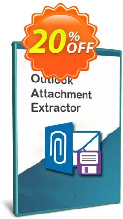 Outlook Attachment Extractor 3 - 15-User License - Upgrade Coupon, discount Coupon code Outlook Attachment Extractor 3 - 15-User License - Upgrade. Promotion: Outlook Attachment Extractor 3 - 15-User License - Upgrade offer from Gillmeister Software