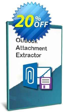Outlook Attachment Extractor 3 - 25-User License - Upgrade Coupon, discount Coupon code Outlook Attachment Extractor 3 - 25-User License - Upgrade. Promotion: Outlook Attachment Extractor 3 - 25-User License - Upgrade offer from Gillmeister Software