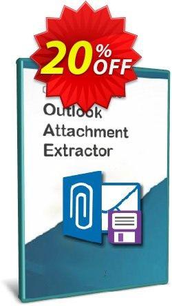 Outlook Attachment Extractor 3 - 5-User License Coupon, discount Coupon code Outlook Attachment Extractor 3 - 5-User License. Promotion: Outlook Attachment Extractor 3 - 5-User License offer from Gillmeister Software
