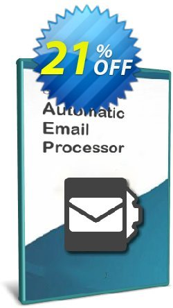 Automatic Email Processor 2 - Standard Edition  Coupon, discount Coupon code Automatic Email Processor 2 (Standard Edition). Promotion: Automatic Email Processor 2 (Standard Edition) offer from Gillmeister Software