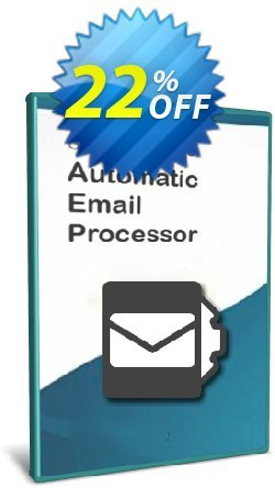 Automatic Email Processor 2 - Upgrade from v1 to v2 Standard Edition  Coupon, discount Coupon code Automatic Email Processor 2 (Upgrade from v1 to v2 Standard Edition). Promotion: Automatic Email Processor 2 (Upgrade from v1 to v2 Standard Edition) offer from Gillmeister Software