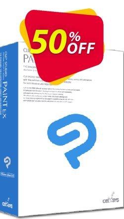 Clip Studio Paint EX Coupon discount 50% OFF Clip Studio Paint EX, verified. Promotion: Formidable discount code of Clip Studio Paint EX, tested & approved