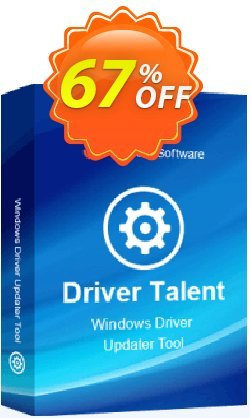Driver Talent Pro Coupon, discount 61% OFF Driver Talent Pro, verified. Promotion: Big sales code of Driver Talent Pro, tested & approved