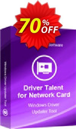 Driver Talent for Network Card Pro - 5 PCs / Lifetime  Coupon, discount 70% OFF Driver Talent for Network Card Pro (5 PCs / Lifetime), verified. Promotion: Big sales code of Driver Talent for Network Card Pro (5 PCs / Lifetime), tested & approved