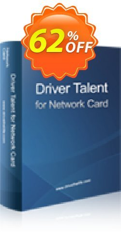 Driver Talent for Network Card Pro Coupon, discount 61% OFF Driver Talent for Network Card Pro, verified. Promotion: Big sales code of Driver Talent for Network Card Pro, tested & approved
