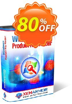 XenArmor Windows Product Key Finder Coupon, discount Coupon code XenArmor Windows Product Key Finder Personal Edition. Promotion: XenArmor Windows Product Key Finder Personal Edition offer from XenArmor Security Solutions Pvt Ltd