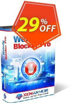 XenArmor Website Blocker Pro Coupon, discount Coupon code XenArmor Website Blocker Pro Personal Edition. Promotion: XenArmor Website Blocker Pro Personal Edition offer from XenArmor Security Solutions Pvt Ltd