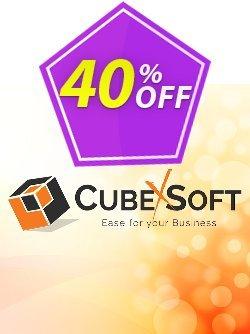CubexSoft NSF Export - Personal License Discount Coupon, discount Coupon code CubexSoft NSF Export - Personal License Discount. Promotion: CubexSoft NSF Export - Personal License Discount offer from CubexSoft Tools Pvt. Ltd.