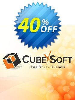 CubexSoft Outlook Export - Personal License - Special Offer Coupon, discount Coupon code CubexSoft Outlook Export - Personal License - Special Offer. Promotion: CubexSoft Outlook Export - Personal License - Special Offer offer from CubexSoft Tools Pvt. Ltd.