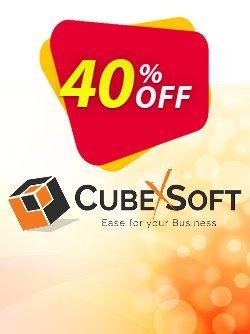 CubexSoft DXL to PST - Enterprise License Offer Coupon, discount Coupon code CubexSoft DXL to PST - Enterprise License Offer. Promotion: CubexSoft DXL to PST - Enterprise License Offer offer from CubexSoft Tools Pvt. Ltd.