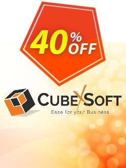CubexSoft NSF Export - Enterprise License - Offers Coupon, discount Coupon code CubexSoft NSF Export - Enterprise License - Offers. Promotion: CubexSoft NSF Export - Enterprise License - Offers offer from CubexSoft Tools Pvt. Ltd.
