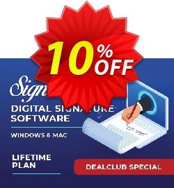 Signerio EXTENDED Coupon, discount 10% OFF Signerio EXTENDED, verified. Promotion: Awesome discounts code of Signerio EXTENDED, tested & approved