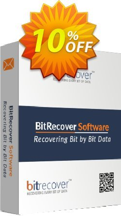 BitRecover DBX to PST - Standard License Coupon, discount Coupon code DBX to PST - Standard License. Promotion: DBX to PST - Standard License offer from BitRecover